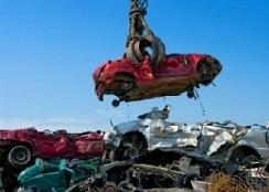 מכירה של רכב פירוק רכבים